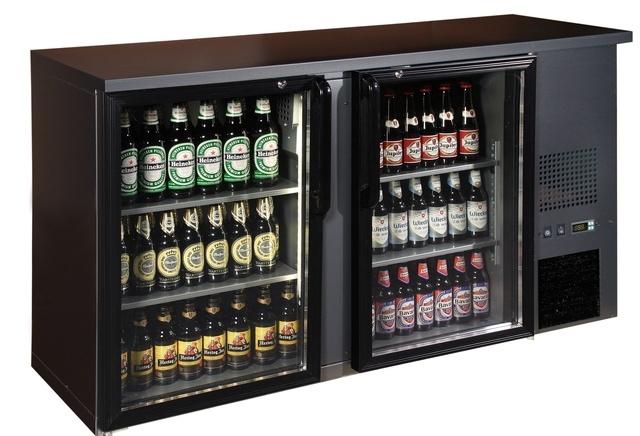 Vitrină frigorifică bar | TC-BB-2GD