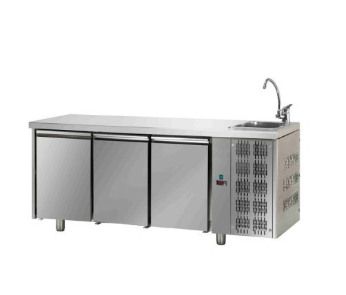 TF03MIDGNL C31C22C - Refrigerated worktable