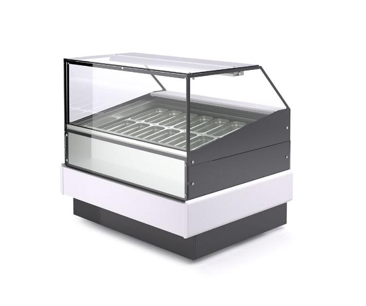 VERTIKA ICE 14 - Ice cream display freezer
