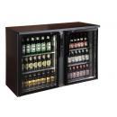 TC-BB-2GDR | Vitrină frigorifică pentru bar