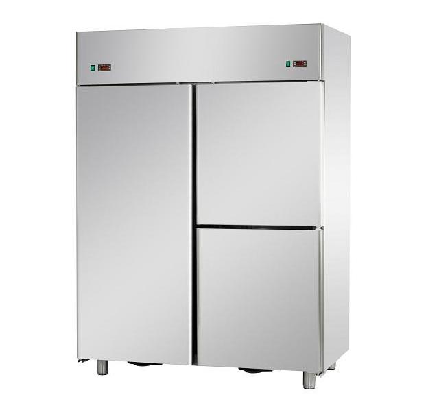 AF14EKOPN - Kombinált 3 ajtós hűtőszekrény