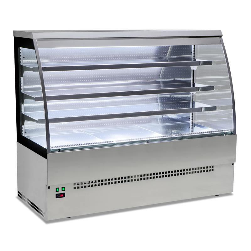 EVO SELF 90 - Refrigerated wall counter