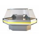 NCHZ 1,3/1,1 - Egyenes üvegű külső sarokpult (90°)