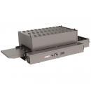 TND38/90 - Szalagos pizzakemence (statikus fűtésű)