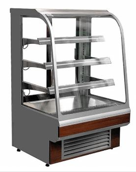 C-1TS/Z60/GR TOSTI - Heated display counter