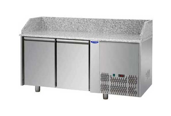 PZ02EKOGN - Refrigerated working table GN 1/1