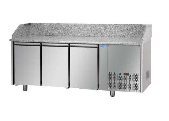 PZ03EKOGN - Refrigerated working table GN 1/1