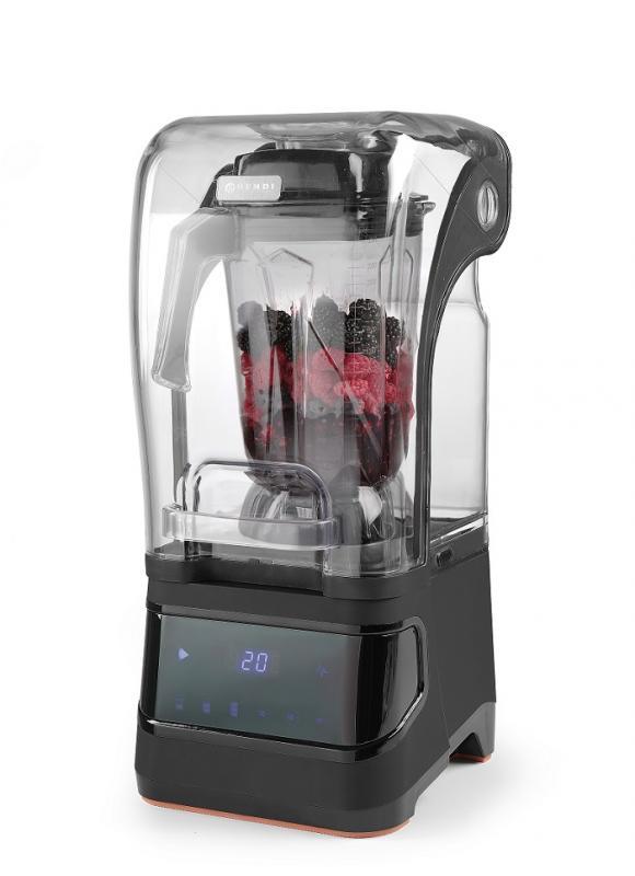 230695 - Blender digital cu capac protecție fonică