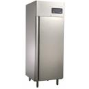 GNF740L1 Solid door INOX freezer