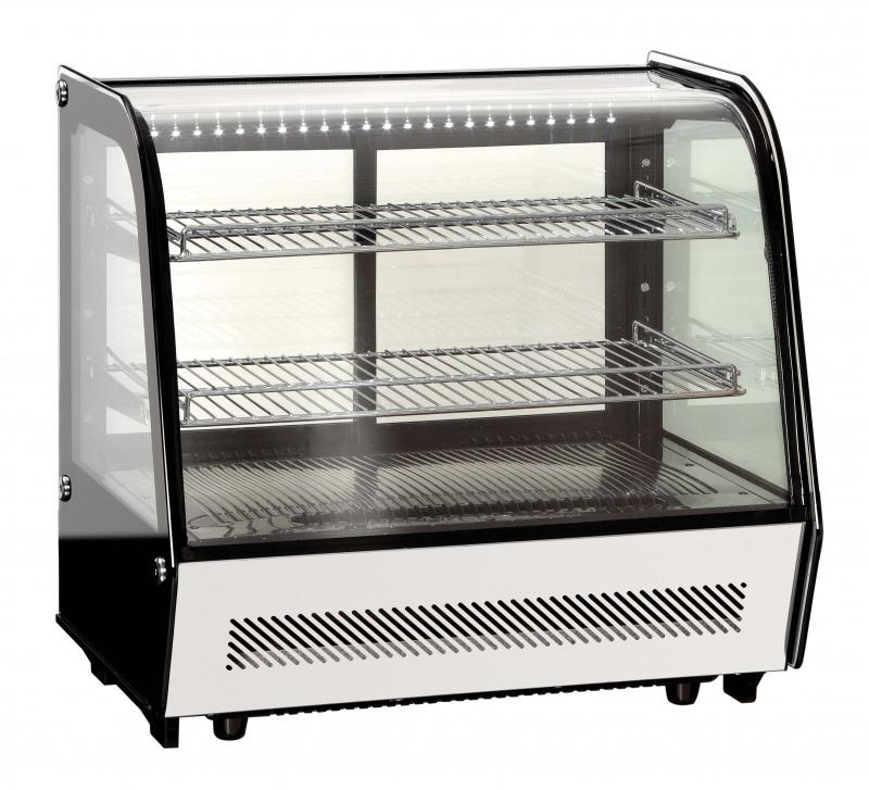 RTW-160 - Display cooler with curved glass display