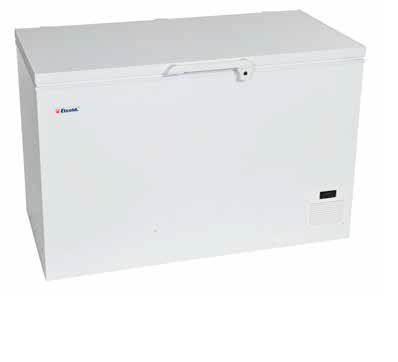 Ladă congelatoare specială pentru sânge și plasmă | EC UNI 31