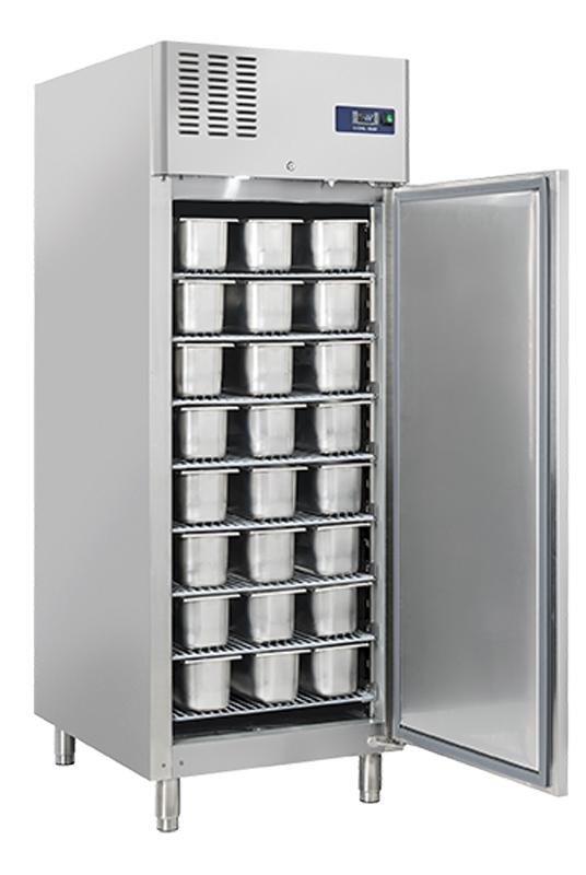 GE88 - Dulap congelare din inox pentru înghețată