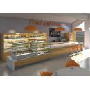 C-1 RF 60/CH Raffaello - Pastry counter