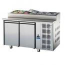 TF02MIDGNSK- Refrigerated snack worktable GN 1/1