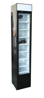 SC 105B Glass door display cooler