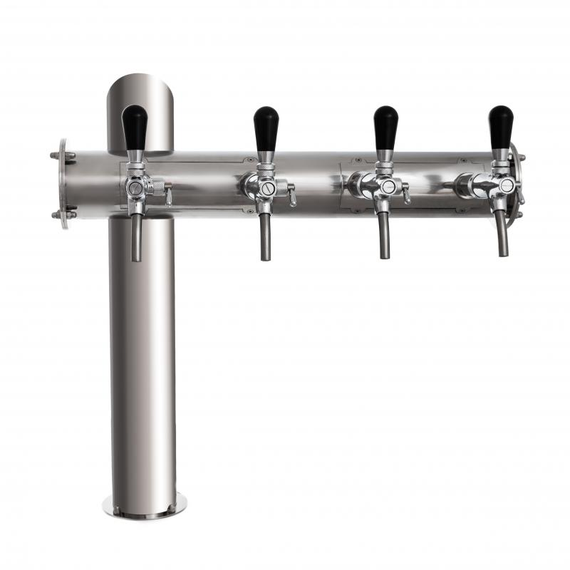 Sidewalk ST 2-4 - beer tower with 2-4 taps