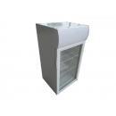 SC80B - Üvegajtós hűtővitrin