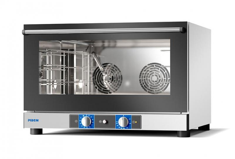 PF7604 - Manual convection humidity oven 4x (600x400) or GN 1/1