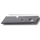 Lamă de schimb pentru Cuţit REGLABIL cu 2 lame, pt. panouri 18-30 mm, tăieri 45°