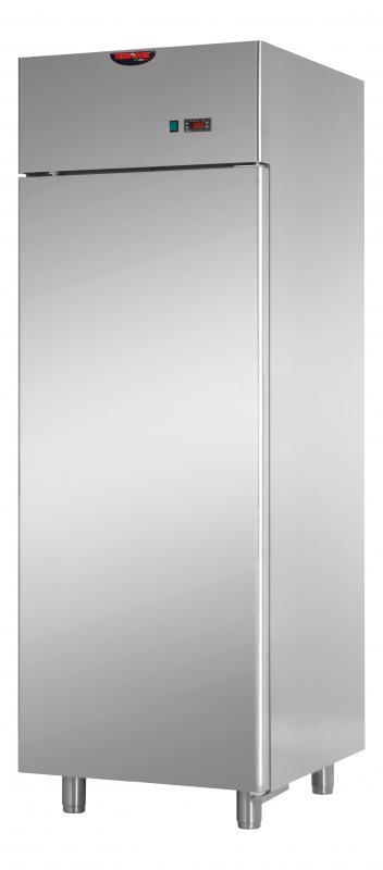 AF07EKOMBTPS - Rozsdamentes hűtőszekrény kelt tészták számára