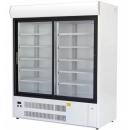 SCh-1-2/1400 - Csúszó üvegajtós hűtővitrin