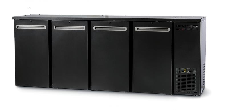DCL-2222 MU/VS Dulap frigorific pentru bar