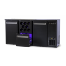 DCL-212 MU/VS | Dulap frigorific pentru bar