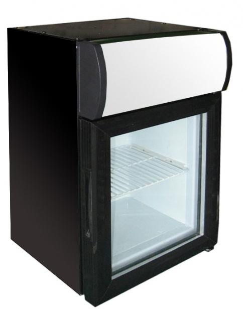 SC 21B - Glass door cooler