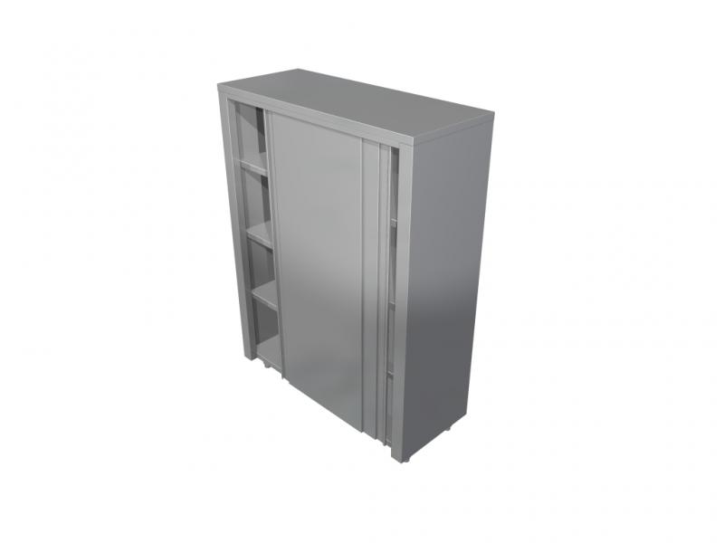 Dulapuri verticale cu uși glisante