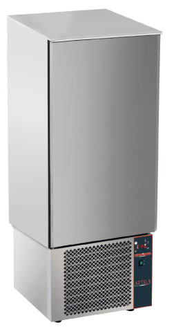 ATT20 - Kétirányú sokkoló 20 GN 1/1 vagy 20x 600x400