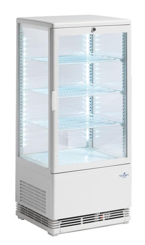 RT 79 - Vitrină frigorifică resigilat