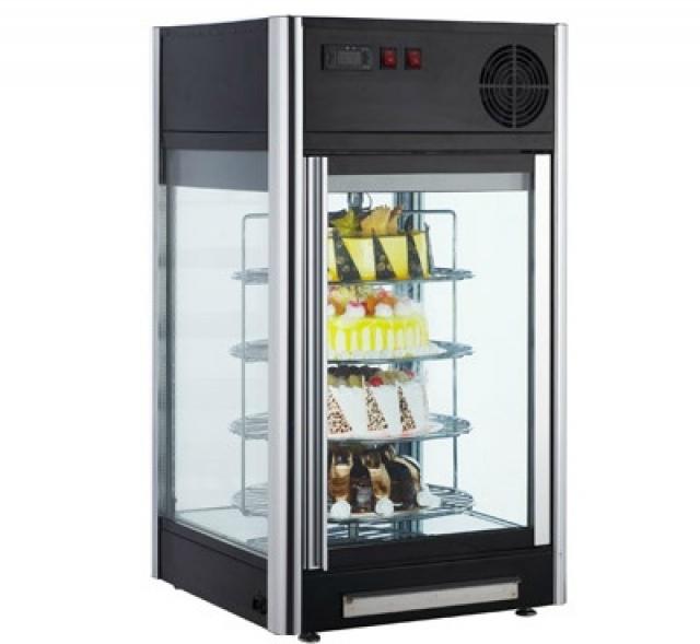 Vitrină frigorifică verticală pentru patiserie RTW-108L resigilat
