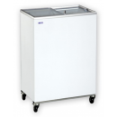 UDD 100 SC Chest freezer with sliding glass door-sc