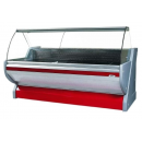 WCH SN 2,5/1,2 - Counter with curved glass sc