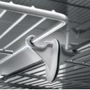 AF07EKOMBTPV - Upright freezer with glass door