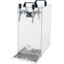 KONTAKT 30 - Răcitor de bere pe tejghea cu doi robineți