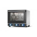 PF5004P - Caboto manuális konvekciós sütő párásítóval és grill funkcióval