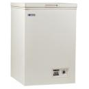 UDD160 BK Chest freezer with solid top door