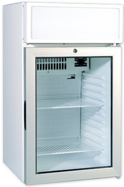 USS 95 DTKL - Glass door cooler with display