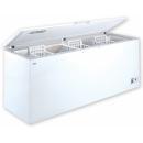 UDD 600 BK Chest freezer with solid top door