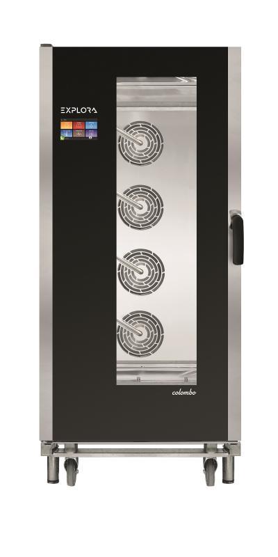 PF 7916 electric combi oven EXPLORA COLOMBO line