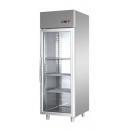 AF07EKOMTNPV | Vitrină frigorifică verticală din inox