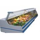 Vitrină frigorifică orizontală cu geam curbat LCD Dorado 1,2