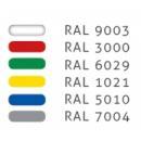 LCD Dorado 1,2 - Hajlított üvegű csemegepult