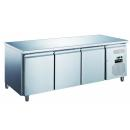 KH-GN3100TN - Refrigerated worktable with 3 doors