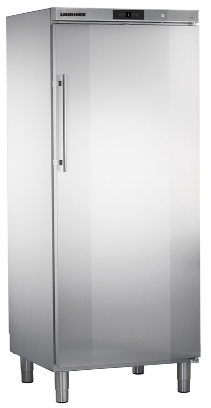 GKv 6460 - Solid door INOX cooler