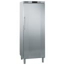 GGv 5860 - Solid door INOX freezer