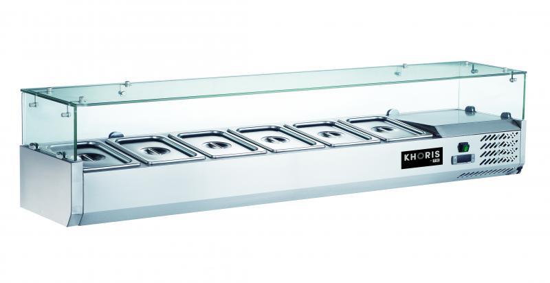 KH-VRX1200/380 - Preparation cooler