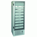 SCH A 401 - Glass door cooler with drawers