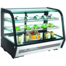 RTW-160 B | Display cooler with curved glass display
